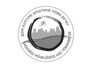 logo-dom kulture novi becej